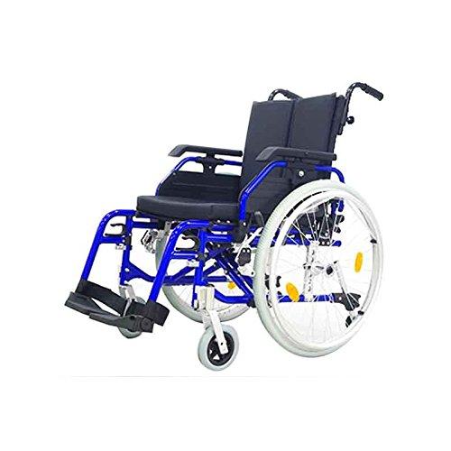 "Rollstuhl Mit Selbstantrieb ""SMART&LIGHT"" faltbar, mit Gestell aus lackiertem Aluminium 43"