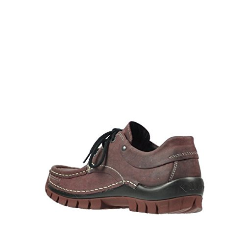 Wolky Schnürschuhe 4726 Fly winter 551 bordeaux Leder