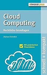 Cloud Computing - Rechtliche Grundlagen