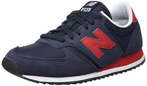 New Balance 420, Scarpe Running Unisex - Adulto, Multicolore (Navy 410), 44 EU