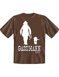 Hundeversteher T-Shirt - Gassimann in schoco-braun :)