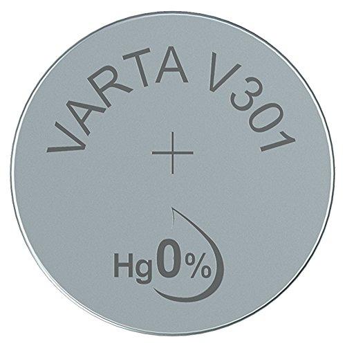 Varta bouton V301 cellule (115mAh)