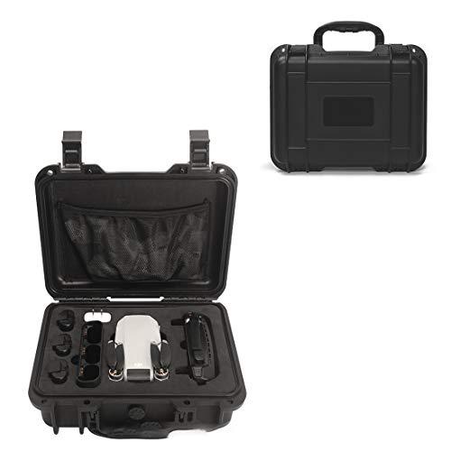 Ggoddess Tragbare Tragetasche für DJI Mavic Mini Drone, wasserdichte Sicherheitsbox Explosionsgeschützte Schutzhülle (Schwarz) -
