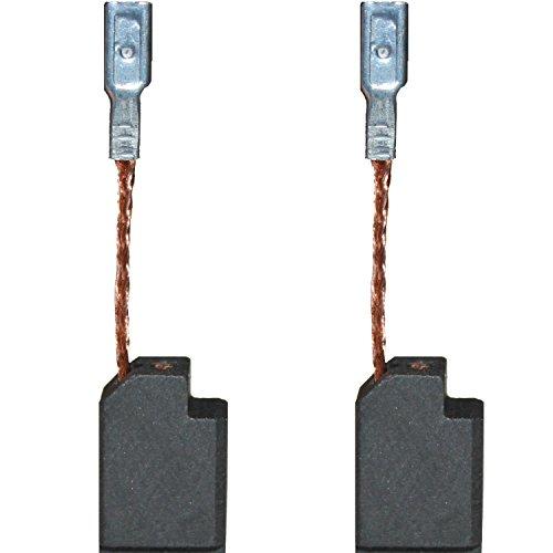 Kohlebürsten Motorkohlen Kohlen für DeWalt D 28134 QS/D 28135 mit Abschaltautomatik D Kohle