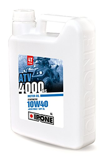 Ipone 800168 Huile Moteur ATV 4000 4 Temps Synthétique Plus 10W40 ATV pas cher