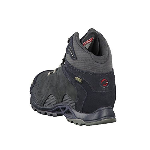 Raichle / Mammut Comfort Tour Mid GTX SURROUND Men graphite/taupe