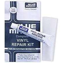 Blue Magic Adhesivo y Parches para colchones de Agua Adhesivo y Parches para colchones de Agua