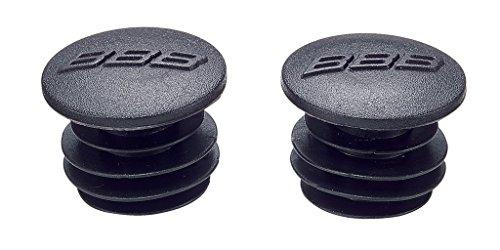 BBB Cycling Plug & Play Endkappen|Hochwertige, austauschbareBar ends| Geeignet für alle Lenker-Griffe -