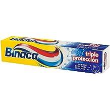 Pasta De Dientes Binaca Triple Protección 75ml