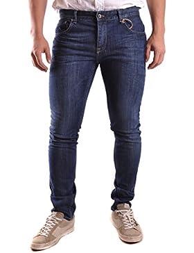 Fred Mello Hombre MCBI380011O Azul Algodon Jeans