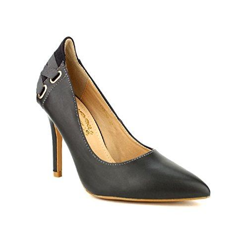 Cendriyon Escarpin Gris Lucy Chaussures Femme Gris