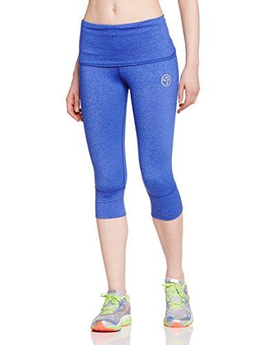 Zumba Fitness So Bootyful Pantalon Femme Surfs Up Blue