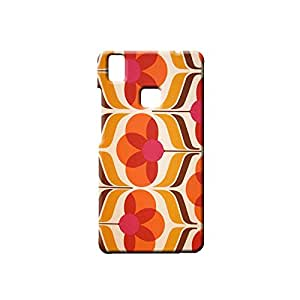 G-STAR Designer Printed Back case cover for VIVO V3 - G6052