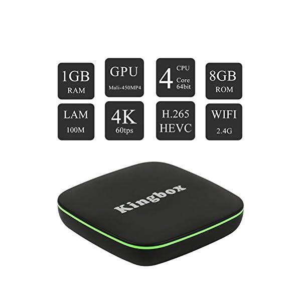 Kingbox-K1-tv-box-Android-60-1-Go-de-RAM-8-Go-de-ROM-BT-40-H265-4K-Penta-Core-boitier-tv-avec-mini-clavier-sans-fil