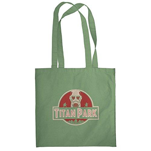 TEXLAB - Titan Park II - Stoffbeutel, (Kostüme Kind Annie)