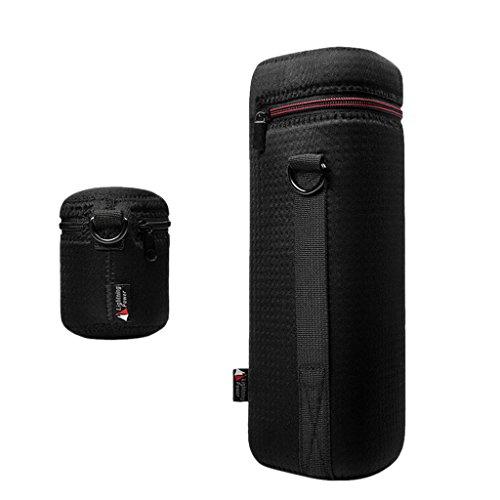 Gazechimp Bluetooth Lautsprecher Tasche Hartschalen Reise Lagerung Tragen Fall taschen Hülle mit Adapter Tasche für Oontz Winkel 3XL