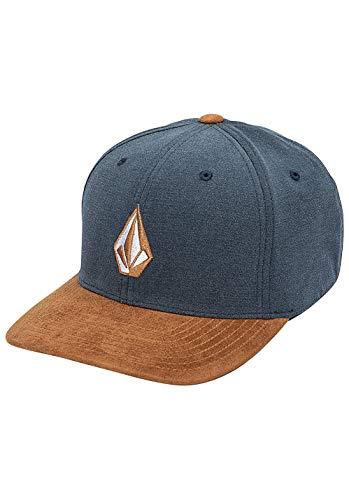 Volcom Men's Full Stone Heather Flex Fit Hat Volcom Volcom Full Stone