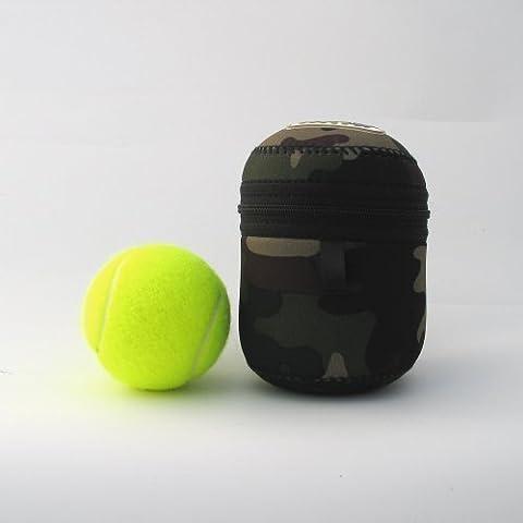 The Dicky Bag borsa XS verde mimetica