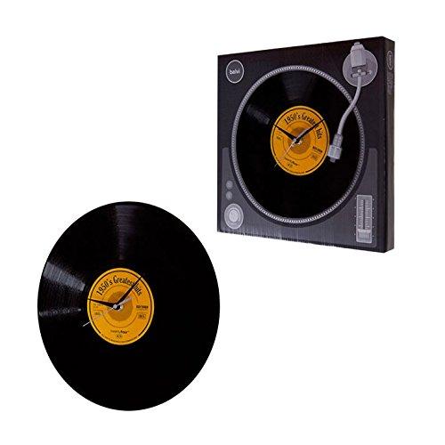 Balvi - Reloj Pared Greatest Hits d.30 1xAA: Amazon.es: Hogar