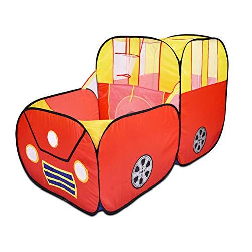 Tenda da bambino indoor game house con ball + stuoia strisciante, baby toy pool boy girl gioco house outdoor fence