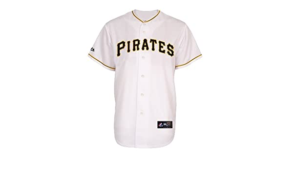 low priced a8ae2 f0eab Buy MLB Pittsburgh Pirates Andrew McCutchen White Home ...