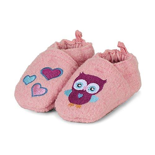 Sterntaler Mädchen Baby-Krabbelschuh Stiefel, Pink (Perlrosa), 21/22 EU
