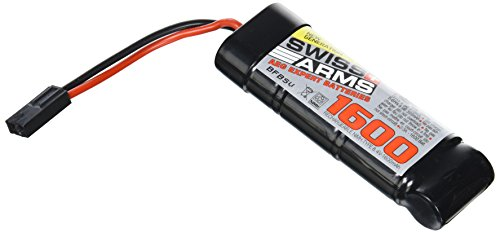 Intellect Akku Ni-Mh 8,4 Volt - 1.600 mAh Mini Type, 202430