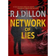 [(Network of Lies)] [By (author) R. J. Dillon] published on (September, 2013)