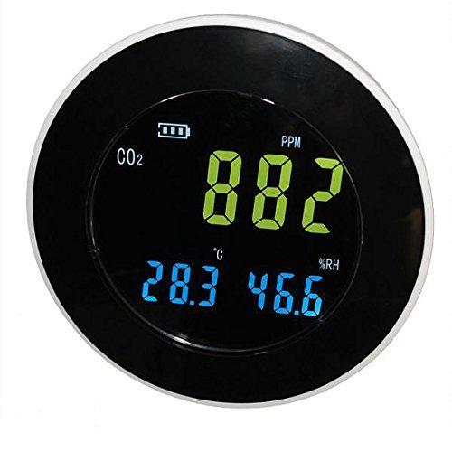 XT-10 - Messgerät für Luftqualität in Innenräumen - Kohlendioxid -