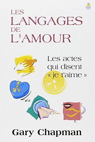 Les langages de l'amour par Gary Chapman