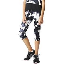 adidas YG W F 3/4 T - Pantalón pirata para niña