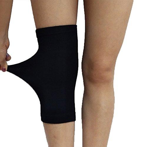 WSNH888 Frühling und Sommer Ultradünne Knieschützer Vier Elastische Breathable Dünne Abschnitt Knie Bein Warm Riding Fitness Fahrwerk (Single) (Abschnitt 4 Single)