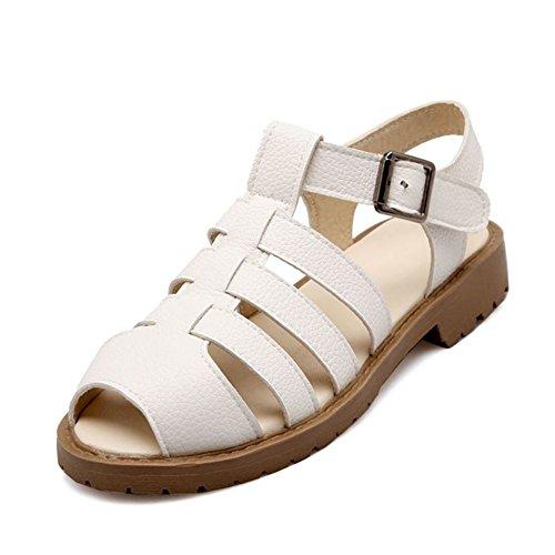 moda scarpe/Scarpe vintage donna/Openwork fibbia scarpe da A