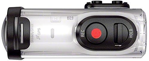Sony FDR-X1000 4K Actioncam Live-View Remote Kit (4K Modus 100/60Mbps, Full HD Modus 50Mbps, ZEISS Tessar Objektiv mit 170 Ultra-Weitwinkel, Vollständige Sensorauslesungohne Pixel Binning) weiß - 14