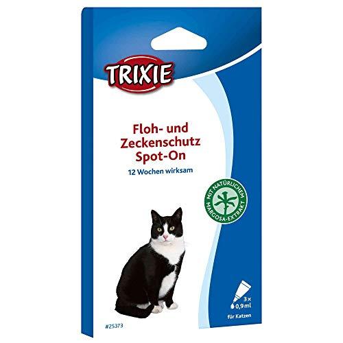Floh- und Zeckenschutz Spot-On, Katze