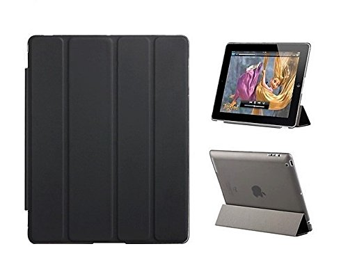 San Pareil Ultra Thin Foldable Smart Case Flip Cover, Magnetic Auto Wake/Sleep...