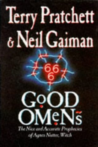 By Neil Gaiman Good Omens (First 1st Edition)