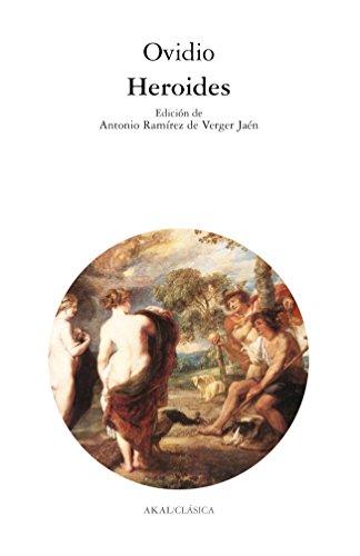Heroides: Cartas de heroínas (Clásica) por Ovidio