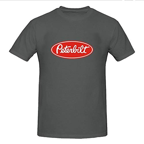 e9c670549d865 Details About Peterbilt American Truck Trucker Driver Mens White T Shirt  Clothing New from US