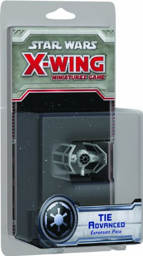 Heidelberger  HEI0404 - Star Wars X-Wing - TIE Advanced Erweiterungs-Pack