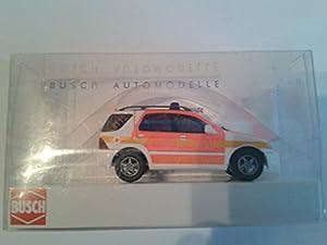 Busch Voitures - Juguete de modelismo ferroviario Escala 1:87 BUV48532