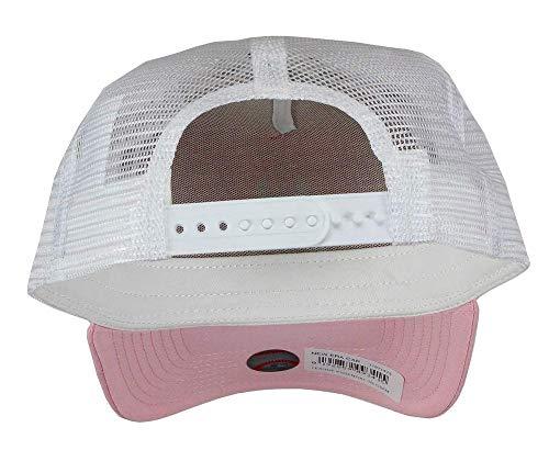 Imagen de a new era era league essential trucker 2 neyyan , mujer, pink, talla única alternativa