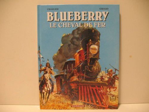 Blueberry, le cheval de fer