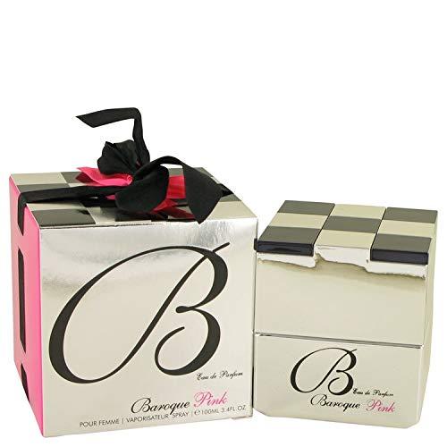 Armaf Baroque Pink by Armaf Eau De Parfum Spray 3.4 oz / 100 ml (Women)