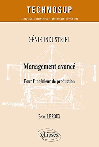 Management Avancé pour l'Ingenieur de Production Niveau B