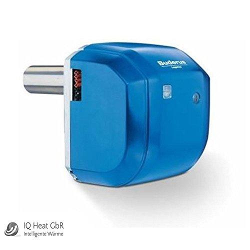 Buderus Logatop BE-A Ölbrenner / Blaubrenner 1.1-28 K Keramikflammrohr 1-stufig 63044340 - Öl-kessel-brenner