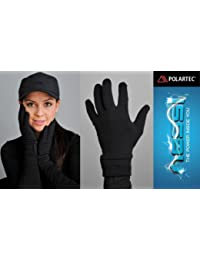 Nessi Thermoaktive Handschuhe R Polartec Unisex Winterhandschuhe Damen und Herren