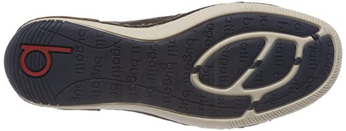 Bugatti 321480011500, Sneakers Basses Homme Marron (Brown)