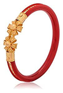Senco Gold Aura Collection 22k Yellow Gold Bangle