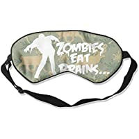 Zombies Eat Brains 99% Eyeshade Blinders Sleeping Eye Patch Eye Mask Blindfold For Travel Insomnia Meditation preisvergleich bei billige-tabletten.eu